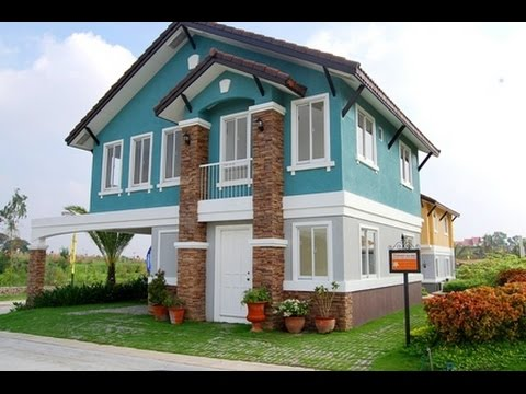 House And Home Vivienne Dressed Up House At Bellefort Estates Bacoor Cavite Youtube