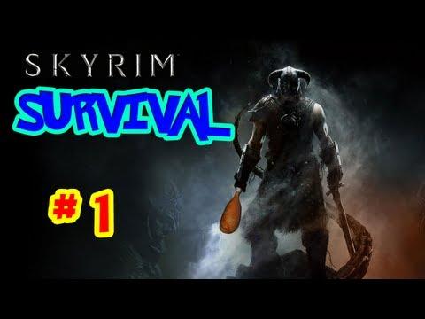Skyrim Survival: The