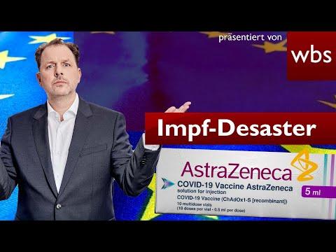 Impfkrieg: EU vs AstraZeneca - wer hat Recht?