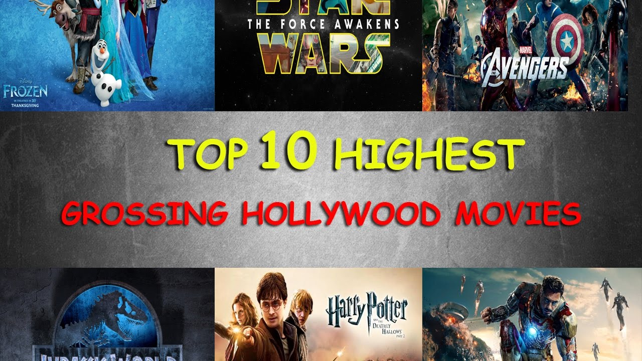 the twenty grossing movies of all time Many of the lowest-grossing movies of all time feature a star or two in their cast - which only makes their earnings all the more pathetic, really.