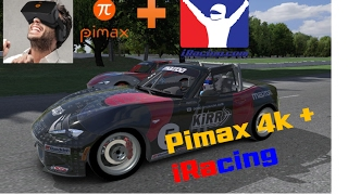 Pimax 4k v2 with iRacing