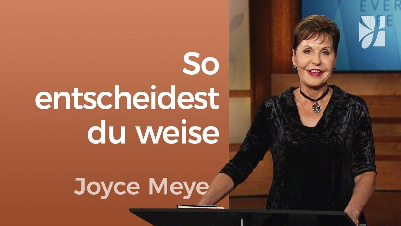 Download Urteilsvermögen: Triff kluge Entscheidungen – Joyce Meyer – Persönlichkeit stärken