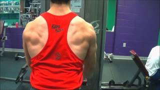 High Intensity Back Workout!