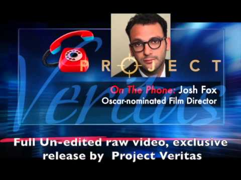 Josh Fox Phone Call Complete Un-edited Footage