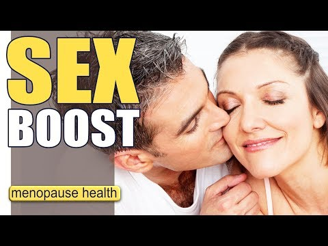 Coaxing Back Desire After Menopause