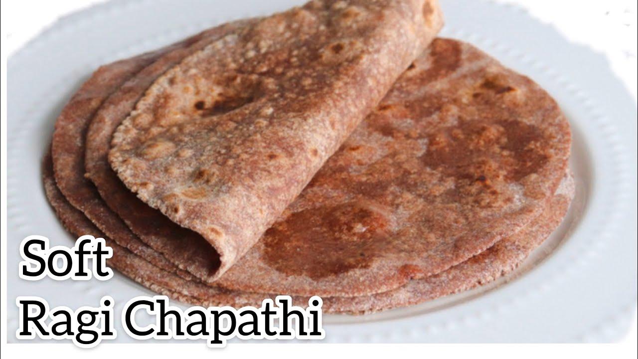Download How to make Soft Ragi Chapati   Ragi Roti  Easy Ragi Roti Recipe  Ragi Roti Recipe  #millets