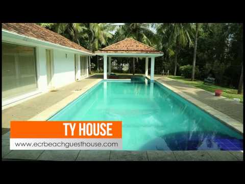 ECR Party House From Ecr Beach Guest House
