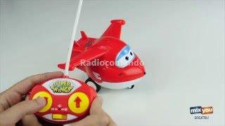 Mixyou-Giocattoli Super Wings Jett  Radiocomandato