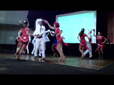 Cubaneo (New Caledonia) - Second Place, Professional Competition