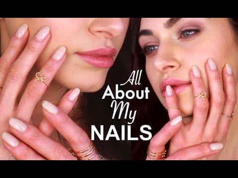 My Nail Care Routine - Healthy + Long & Strong Natural Nails ...