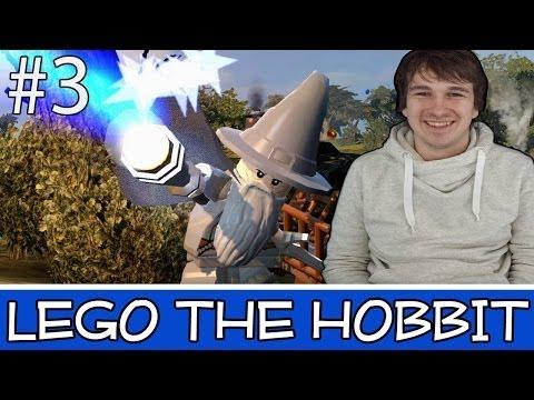 ONZE EERSTE GEVECHTEN! - LEGO HOBBIT #3