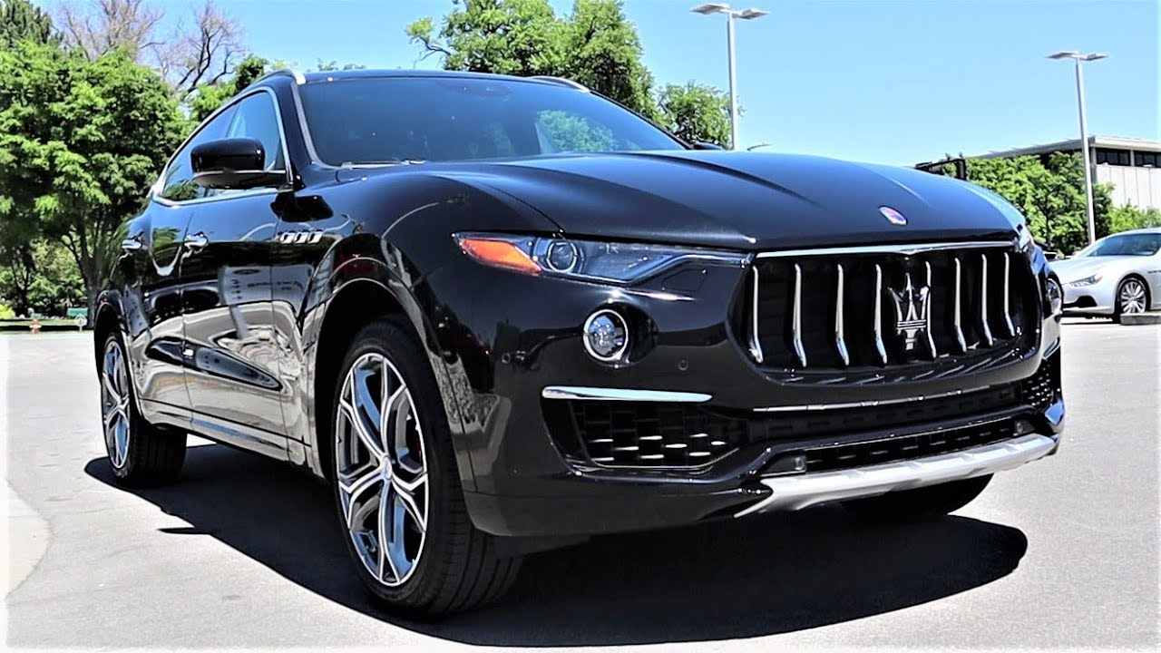 2020 Maserati Levante Granlusso Here S Why Everyone Is Wrong About The Levante Youtube