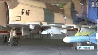 Iran unvieles new Qader and Nasr air to surface missiles