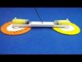 Cómo hacer un robot de limpieza de piso con control remoto