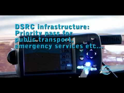 DSRC field test (RSU and OBU)