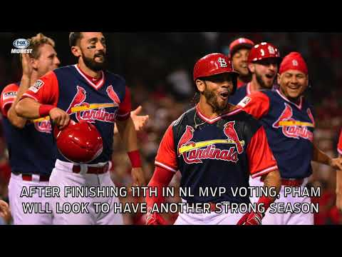 Cardinals could enter 2018 season boasting one of the league's best OF trios