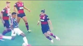 SBT chamada para o Fla x Flu de quarta-feira, valendo o título do Campeonato carioca #sbt #flamengo