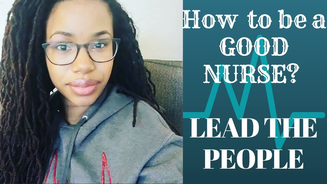 How to be leading