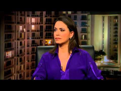 Jaime Bayly entrevista a María Corina Machado Primera parte
