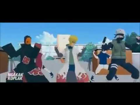 Download And Streaming Video Naruto Goyang Sambalado   BagiShared