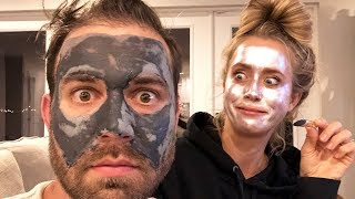 MY WIFE MADE ME DO IT (embarrassing make up reaction)