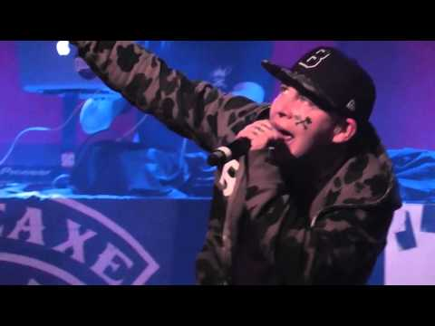 "Madchild - ""Prefontaine"" - Live Music Video"