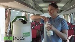 Desinfektion Ecotrecs Ekmans Buss