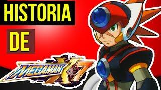 PENULTIMO JOGO DO MEGAMAN X | HISTORIA de Mega Man X7