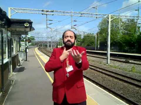 'Pavarotti' station worker