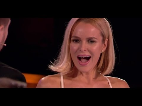 DNA Mind Readers STUNN Amanda & Simon | Auditions 1 | Britain's Got Talent 2017