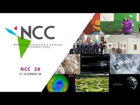 Noticiero Científico y Cultural Iberoamericano, emisión 28. Febrero 12 al 18 de 2018