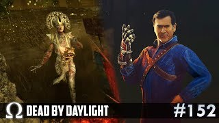 ASH vs THE PLAGUE! (Evil Dead DLC) | Dead by Daylight DBD #152 Plague / Freddy