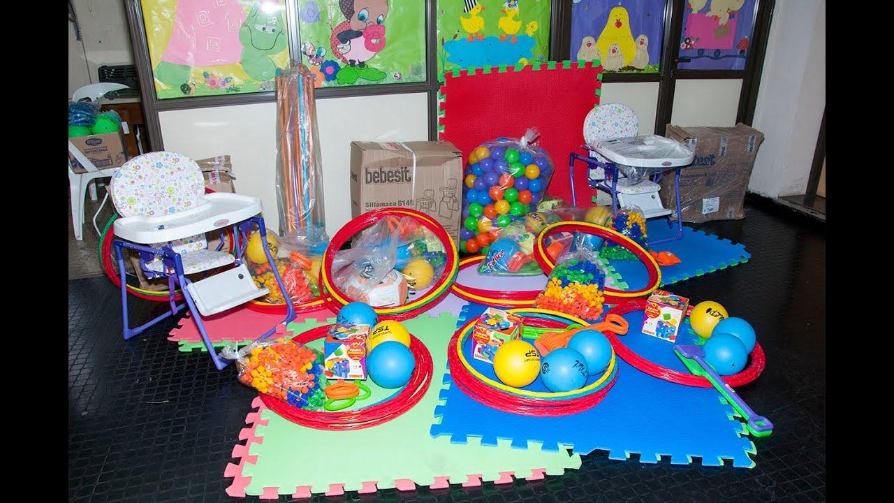 Materiales did cticos para los jardines maternales youtube for Actividades para jardin infantil