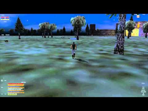 Everquest old school : Part 1 - A Solo Adventure - Qeynos -