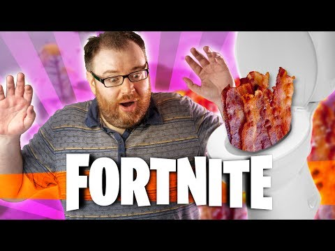 TOILET BACON | Fortnite