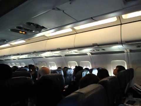 US 1480 Atlanta-Charlotte inflight (Dec 2011)