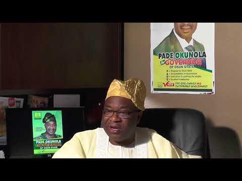 Osun State Nigeria Can Pay Salaries - Accord Party Pade Okunola