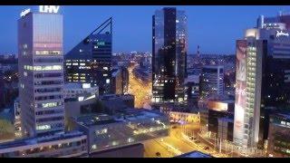 Droonivideo: Tallinn, Maakri öölend (20sek, 25fps, 4K)