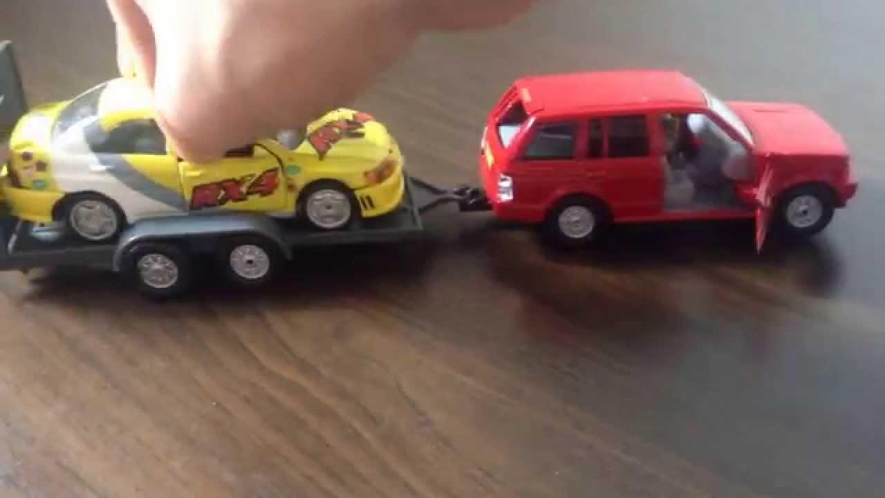 Samochody Dla Dzieci Youtube