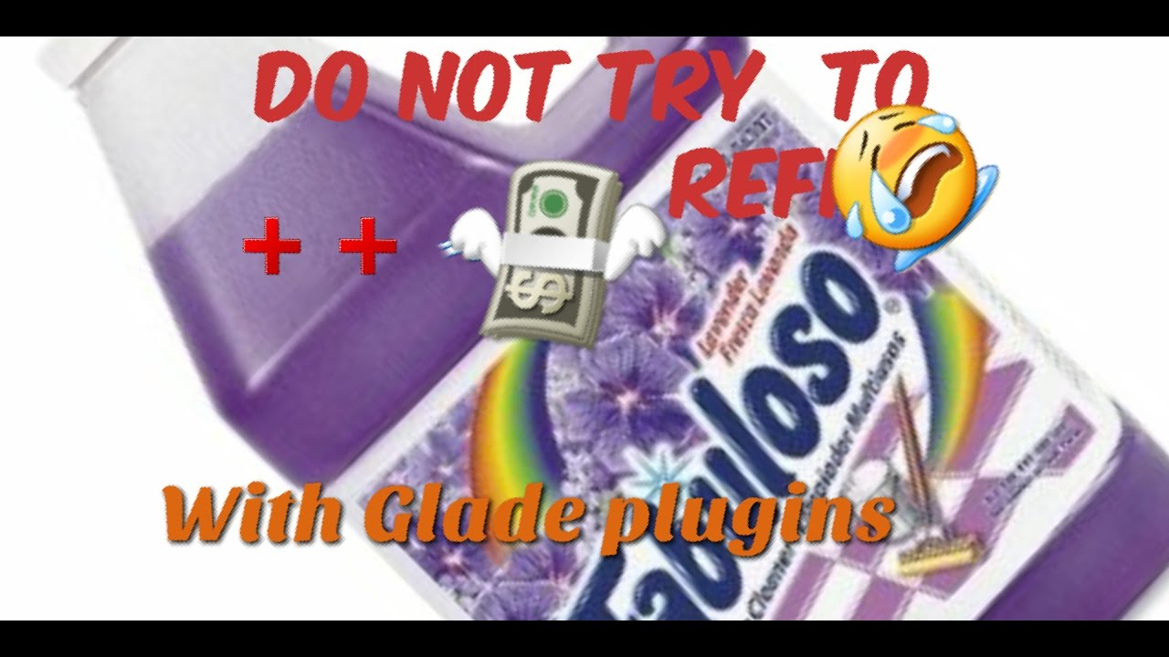 Fabuloso in glade plugins  do not work