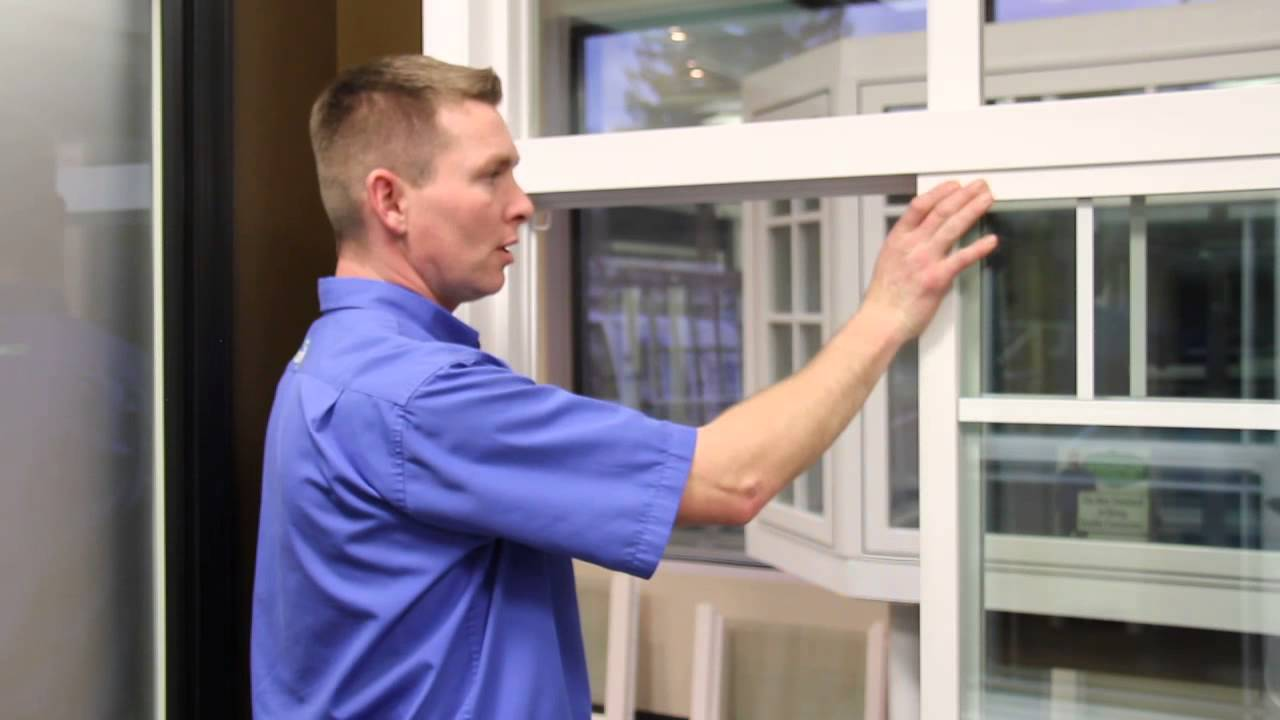 Remove or Install Screen on Slider Window | Centra