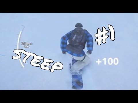 Steep is a game |