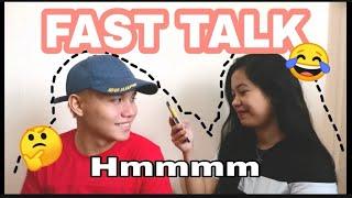FAST TALK with Pangga! ( HAHAHA)   Jo and Van