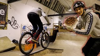 MTB + BMX OBSTACLE COURSE - HINDERNIS PARCOURS CHALLENGE II