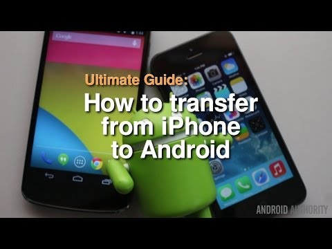 How to transfer from iPhone to Android: the complete guide
