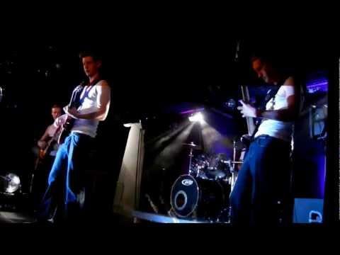 Blackwood Cherrypie - The World Is Not Enough (Live @ Camäleon Vaduz 2013)
