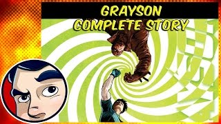 "Grayson (Nightwing) ""Brains of the Operation"" - Complete Story"