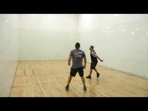 Jake Plummer Family Handball Bash & R48Pro Stop - Iglesias vs Perez