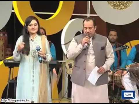 Rahat fatheh Sara raza Khan mazaq raat