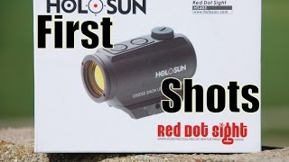 holosun paralow hs403a compact red dot sight